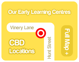 Smiths City Childcare Centre Location, Vinery Lane, Hunt Street